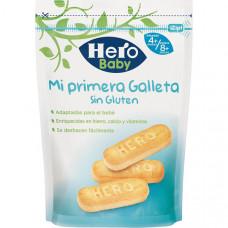 Печенье детское без глютена с 4 месяцев HERO BABY 0,180кг