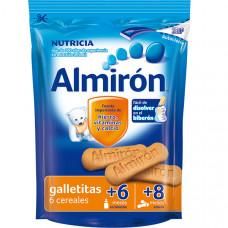 Печенье детское 6 злаков без глютена с 6 месяцев ALMIRON 0,125кг