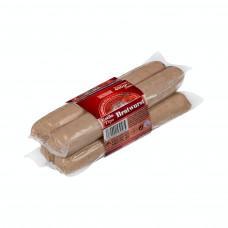 Сосиски братвурстские Bratwurst из свинины (Асендадо) 0,400кг