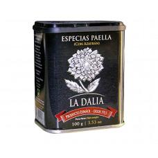 Приправа (специи) для паэльи с шафраном (Ла Далия)