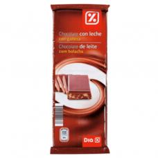 Шоколад молочный с печеньем (Диа) 0,300 кг