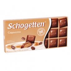 Шоколад молочный капучино (Шогеттен) 0,100 кг