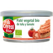 Паштет Вегетарианский (тофу и томаты) 0,125 кг