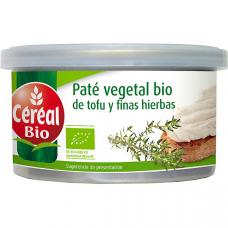Паштет Вегетарианский (тофу и травы) 0,125 кг