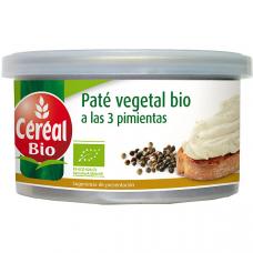 Паштет Вегетарианский (овощной с перцем) 0,125 кг