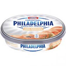 Сыр Филадельфия с лососем