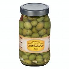 Оливки с косточкой в маринаде (Асендадо) 0,980 кг