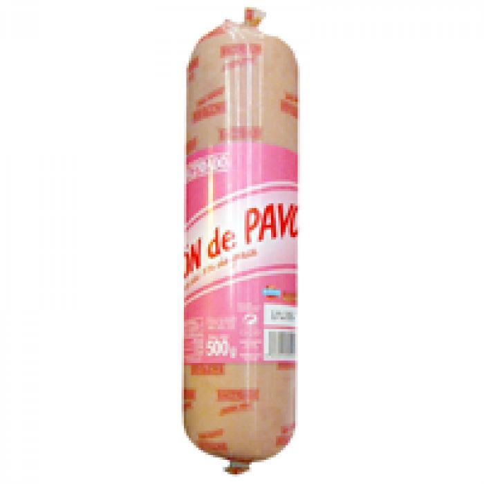 Вареная колбаса из индюшатины 0,500кг