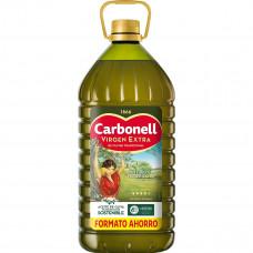Оливковое масло экстра виржен Карбоней 5л