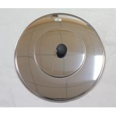 Крышка на сковородку для паэльи (паэльера) Ø 30 см, нержавейка