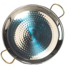 Сковорода-паэльера из нержавеющей стали Ø 34 см