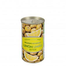 Оливки фаршированные лимоном (Асендадо) 0,350кг