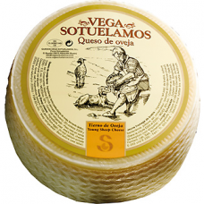 Сыр Манчего Мягкий (ВЕГА СОТЕЛАМОС) 3 кг