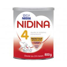 Смесь молочная Nestle NIDINA Premium 4 для детей c 24 месяцев 0,800кг