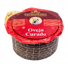 Сыр Курадо Овеха Интрепинарес (головка мини) 1 кг
