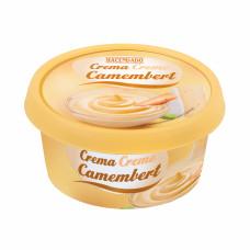 Сыр мягкий камамбер очень нежный 0,150кг (Асендадо)