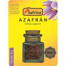Шафран 100% настоящий (сушенные лепестки) Сафрина