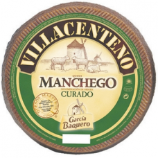 Сыр Овеха Манчего (головка мини) 0,880 кг