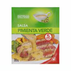 Соус сальса зеленый перец (Асендадо) 0,050 кг