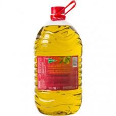 Оливковое масло смесь рафинированного и нерафинированного виржен (Суаве) Корте 5л