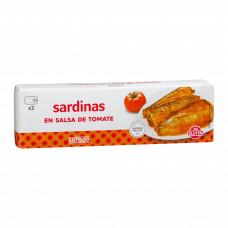 Cардины в томатном соусе (Убаго)