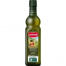 Оливковое масло экстра виржен Карбонелла Гран Селесион 0,750л