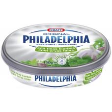 Сыр Филадельфия с травами