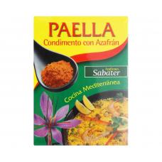 Приправа (специи) для паэльи Сабатер