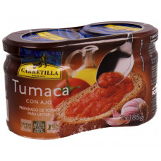 Томаты сальса с чесноком для бокадильо (Bocadillo) 2шт по 0,185кг