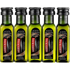 Оливковое масло экстра виржен 5шт по 20мл