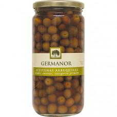 Оливки сорт Арбекина с косточкой 0,430 кг