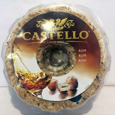 Сыр мягкий с лесным орехом (Кастейо) 0,125кг