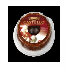 Сыр мягкий с томатом и базиликом (Кастейо) 0,125кг