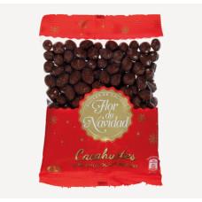 Арахис в черном шоколаде 0,250кг