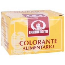 Приправа усилитель цвета для паэльи на 25 пакетиков (Карменсита)