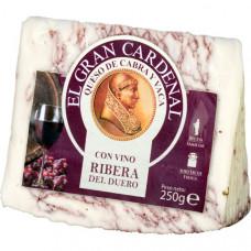 Сыр козий в вине 0,250 кг