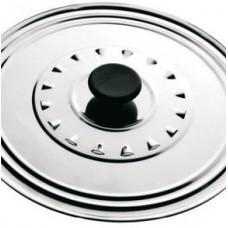Крышка на сковородку для паэльи (паэльера) Ø 34 см, нержавейка