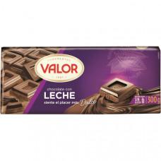 Шоколад молочный (Валор) 0,300 кг