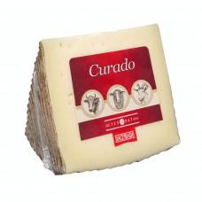 Сыр Курадо Интрепинарес (клин) 0,350 кг