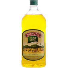 Оливковое масло (мягкое) Борхес 2л