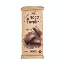 Шоколад экстра черный для глазури (Асендадо) 0,200 кг