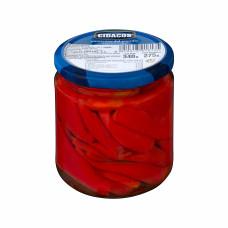 Перец красный сладкий пикийо в маринаде 0,340кг