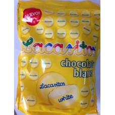 Конфеты шоколадные (белый шоколад) эмемдемс Лакаситос 0,175кг