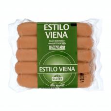 Сосиски венские свинина и курица (Асендадо) 0,400кг
