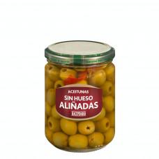 Оливки без косточки (Асендадо) 0,420 кг