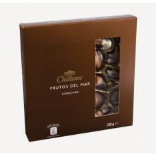 Конфеты шоколадные Дары Моря 0,250кг