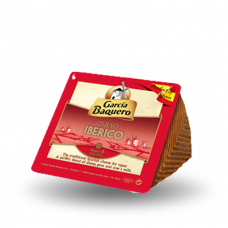 Сыр из смешанного молока выдержанный иберико (клин) 0,150 кг