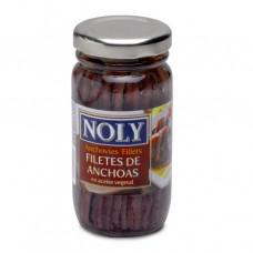 Анчоусы (филе) в растительном масле (Ноли) 55г