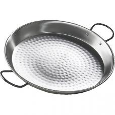 Сковорода-паэльера из шлифованного железа Ø 34 см