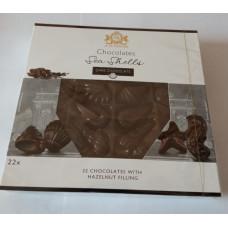 Конфеты черный шоколад Дары моря (J.D. GROSS) 0,250кг